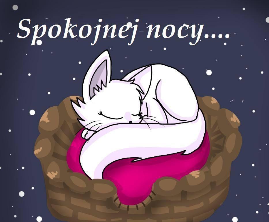 Spokojnej nocy...