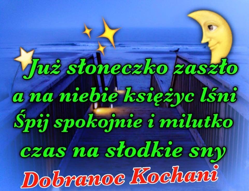 36 Dobranoc Obrazki Zdjęcia Na Facebook Obrazkionline