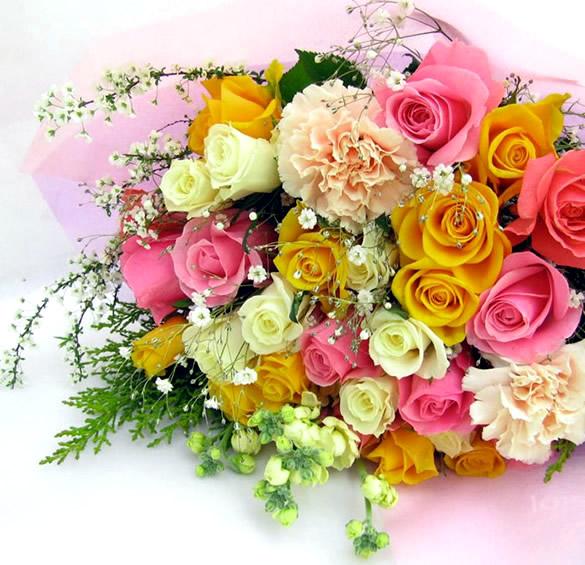 Kwiaty obraz