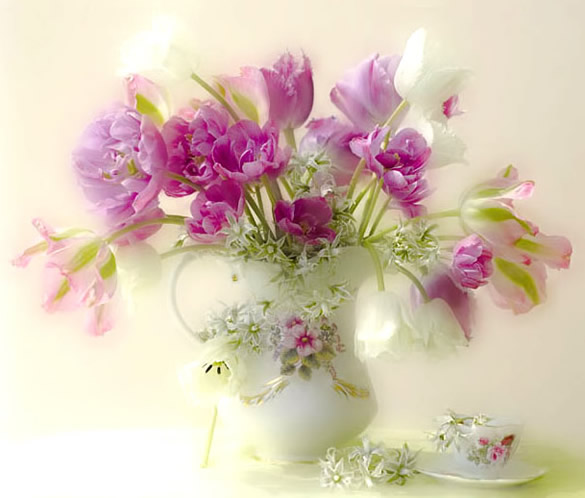 Kwiaty obraz 3