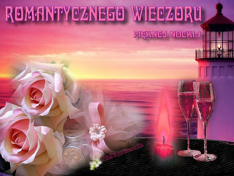 Romantycznego wieczoru, Pięknej nocki :)