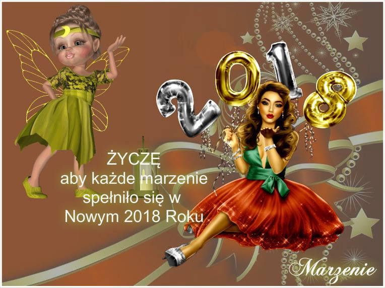 Nowy Rok obraz 1