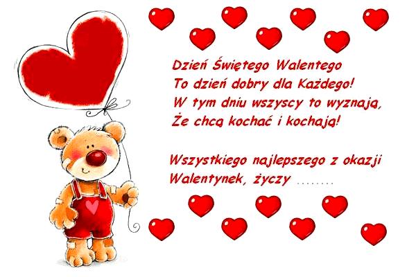 Dzien Swietego Walentego